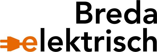 Breda electrisch logo